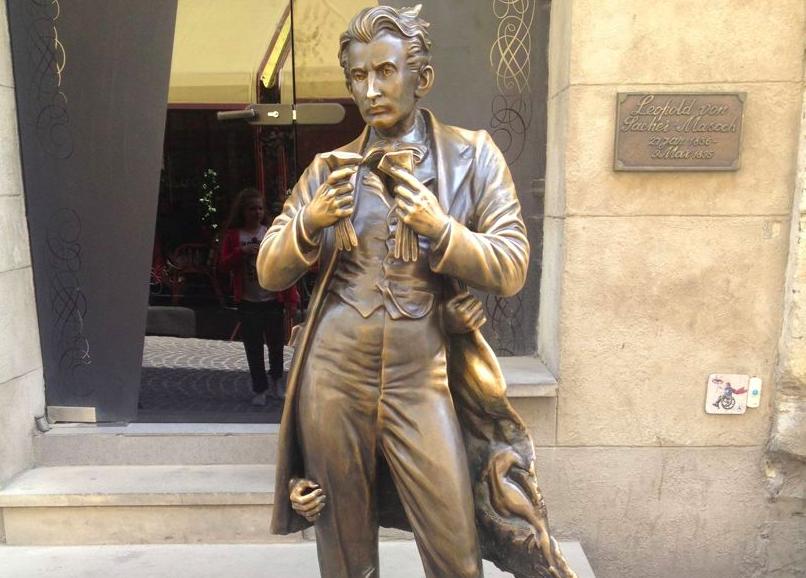 Пам'ятник Леопольду фон Захер-Мазоху