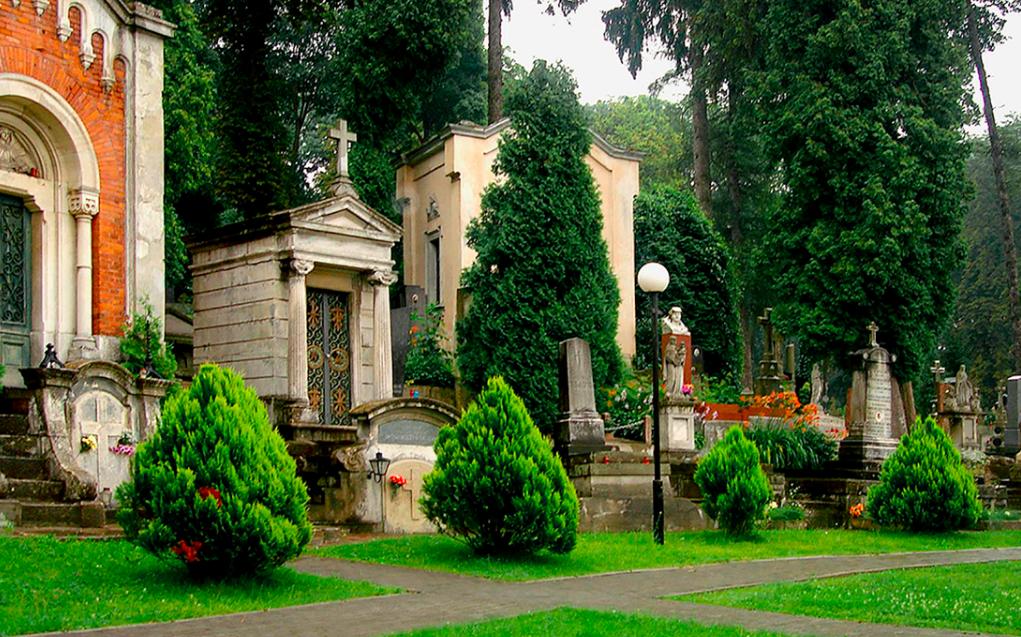 Личаківське кладовище | Літмапінг