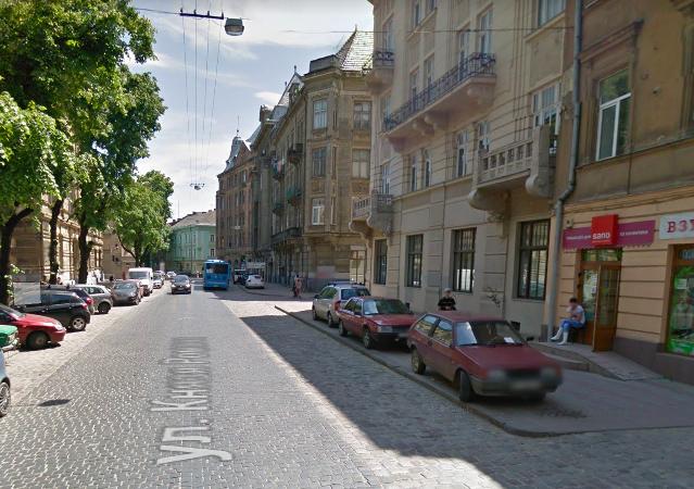 Вулиця книгарів – вулиця Князя Романа (колишня Баторія)