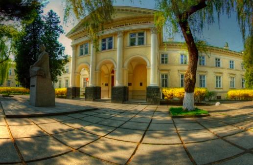 Львівська національна наукова бібліотека ім. Стефаника (колишній інститут Оссолінеум)
